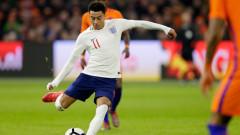 Джеси Лингард мечтае за Мондиал 2022