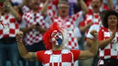 Хърватите полудяха от кеф, море от факли заля Загреб