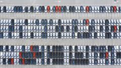 България завърши 2020 г. с рекорден спад на продажбите на нови автомобили