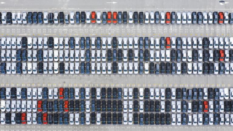 Големите японски автопроизводители отчитат 40% спад на глобалните продажби през май
