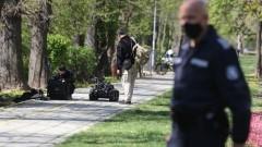 """Изоставен багаж затвори """"Граф Инатиев"""" в посока на НДК"""