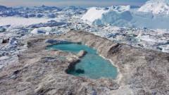 Тъжният рекорд на Гренландия