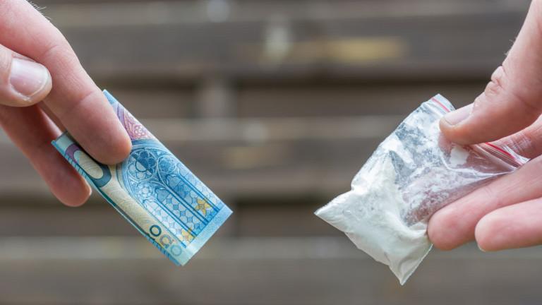 Защо Лондон е европейската столица на кокаина