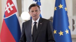 Президентът на Словения: Българите показаха кураж и решителност срещу пандемията