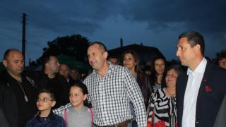 Президентът Радев - специален гост на Нестинарски празник в село Българи