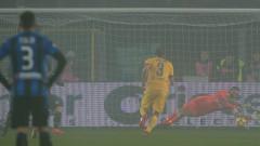 Ювентус се доближи до финал за Купата на Италия, Буфон отново показа висока класа! (ВИДЕО)