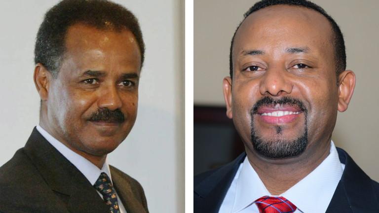 Еритрея и Етиопия прекратиха войната