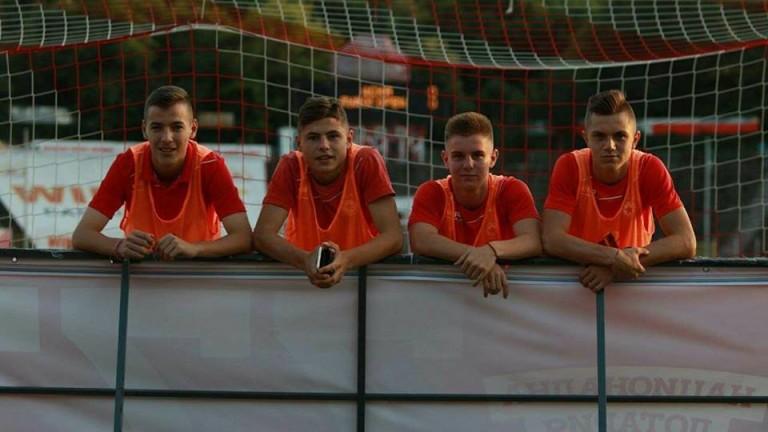 Възможно е от ЦСКА да пратят някои от своите млади