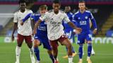 Лестър - Арсенал 0:1, автогол на Фукс
