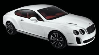 Bentley работи по 3 нови модела