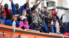 650 000 мигранти потърсили убежище в ЕС през 2017 г.