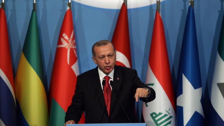 Вицепремиерът на Турция Бекир Боздаг разкри, че има заплахи заатентат