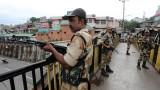 Престрелка между индийски и пакистански войници на границата в Кашмир