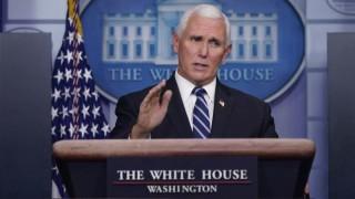 """Пенс призовава Байдън да се """"изправи"""" срещу Китай"""
