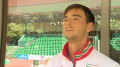 Димитър Кузманов се класира за основната схема в Сантяго