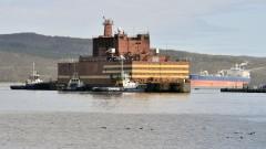 """Плаващият АЕЦ на """"Росатом"""" пристигна в Мурманск"""