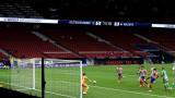 Атлетико (Мадрид) си осигури участие в Шампионската лига след изстрадана победа срещу Бетис