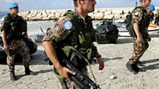 Петима миротворци на ООН загинаха в Ливан