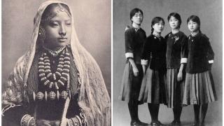 Тийнейджърите преди сто години (ВТОРА ЧАСТ СНИМКИ)