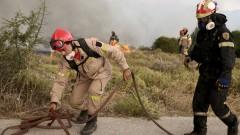 """Пренасочват движението по АМ """"Тракия"""" заради пожар"""
