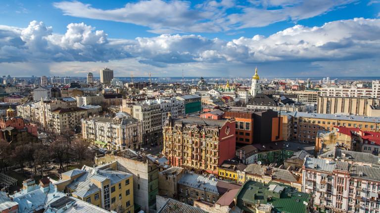 Киев регистрира най-топлата си есен от 140 години