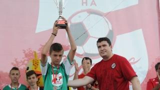 180 ученици от Благоевград ще се впуснат във футболна надпревара (СНИМКИ)