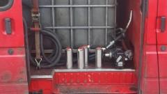 Задържаха 6 тона нелегален дизел в София