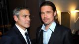 Сделката за милиони на Брад Пит и Джордж Клуни