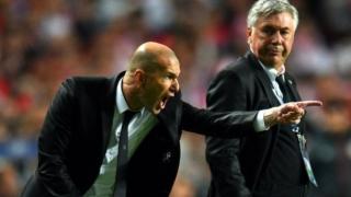 Карло Анчелоти: Промених всичко в Ювентус заради Зинедин Зидан