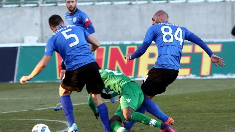 Тодор Паланков се разбра с новия си клуб, остава в елита на България
