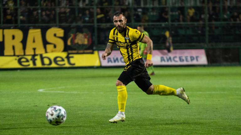 Николай Минков отново тренира