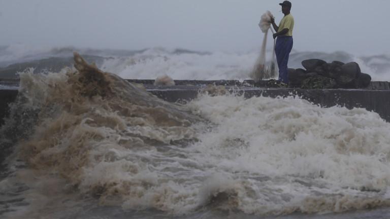 """МВнР предупреждава българите в Китай, Филипини и Виетнам за тайфуна """"Мангхут"""""""