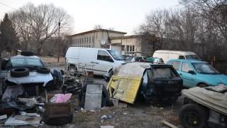 Екоинспектори се натъкнаха на 3 незаконни автоморги в Пловдивско