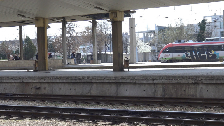 Арестуваха мъжа, подал фалшив сигнал за бомба на Пловдивската гара