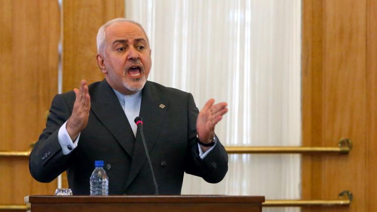 Иран обяви, че писмо от три европейски сили до Съвета