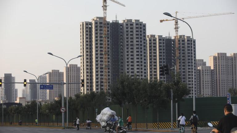 Китай е първата голяма икономика, отчела икономически растеж - News.bg