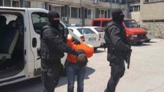 Шестима задържани при спецакцията в София
