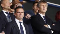 Овермарс потвърди трансфера на Де Лихт в Ювентус