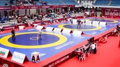Държавното първенство по борба ще бъде с публика