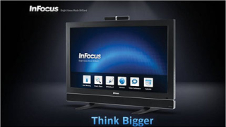 Пускат кръстоска между гигантски телевизор и таблет