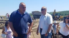 Борисов за погрома в столично заведение: Двама собственици си мерят кой е по-голяма тарикат