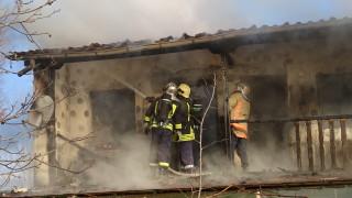 Незагасена цигара предизвика пожар, двама загинаха