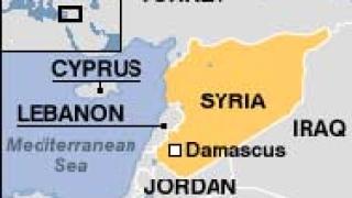 2100 сирийски офицери са избягали в Йордания
