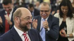 Мартин Шулц е новият стар председател на Европейския парламент