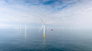 Офшорната вятърна електроцентрала, която може да захранва 1 милион домакинства, вече функционира