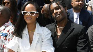 Провокациите на Риана и A$AP Rocky