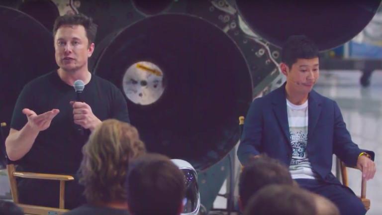 Японски милиардер е първият турист в света с пътешествие до Луната