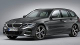 BMW unveiled the new 3-Series Touring (Video)