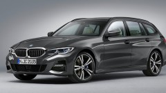 BMW показа новото комби 3-Series Touring (Видео)