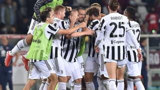 Ювентус с драматичен успех в дербито на Торино